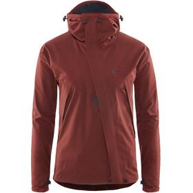 Klättermusen W's Allgrön Jacket Burnt Lava